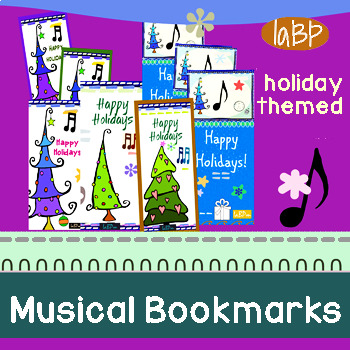 Bookmarks: musical holiday
