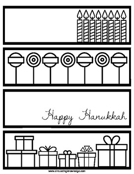 Holiday Bookmarks for your Library or Classroom