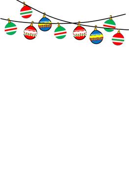 Holiday Border