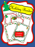 Holiday Border