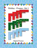 Holiday Border Collection Set 1