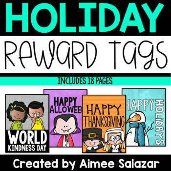 Reward Tags {Holiday Set}