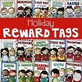 Holiday Reward Tags