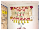Holiday Bulletin Board - May You Always Believe in the Magic of the Season
