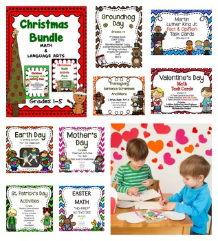 Holiday Activities For The Classroom