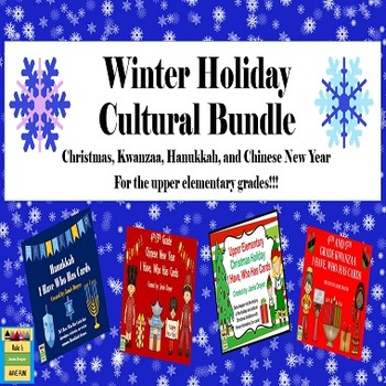 Winter Holidays Around the World Bundle: History, Traditions, and Artifacts