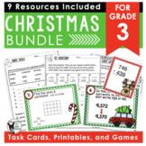 Holiday Bundle- 9 Resources (ELA and Math)