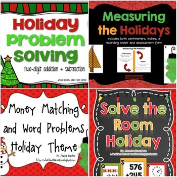 Holiday Bundle - Math