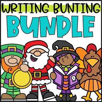 Holiday Bunting Banners GROWING BUNDLE!