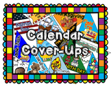 Holiday Calendar Cover Up Cards