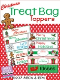 Holiday Candy Bag Toppers