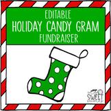Holiday Candy Gram- EDITABLE