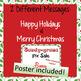 Holiday Card: Rudolph Candy Gram (Christmas Lollipop Card)
