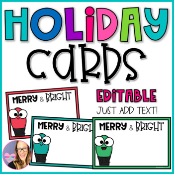 Holiday Cards for Kids