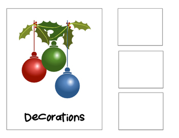 Holiday Categories