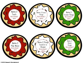 Holiday Category Cookies
