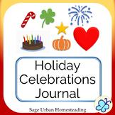 Holiday Celebrations Journal