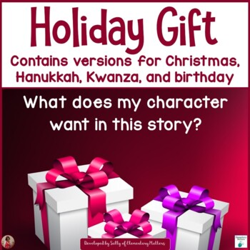 Holiday Character Gift Book Review