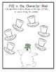Holiday Character Maps - Super Fun! Perfect for Christmas!