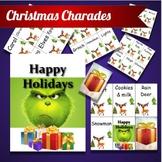 Holiday Charades | Christmas Activities