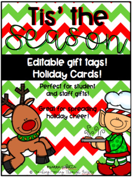 Holiday Cheer Cards!