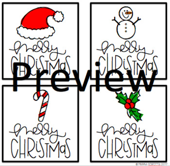 Holiday Cheer Cards!