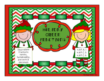 Holiday Cheer Fractions