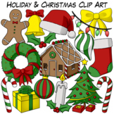 Holiday & Christmas Clip Art