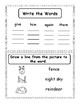 Holiday Christmas Winter Readers & Activities Using Dolch 1st Grade Sight Words