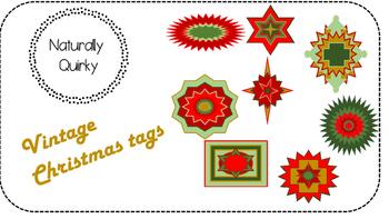 Holiday/Christmas tags/templates