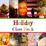 Holiday Class Books: Writing Prompts and Sentence Starters