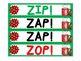 Holiday Clauses or Phrases ZAP!