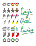 Holiday Clip Art Collection [ Craig's Clip Art Creations ]