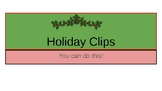 Holiday Clips