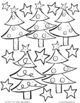Holiday Math Coloring Pages