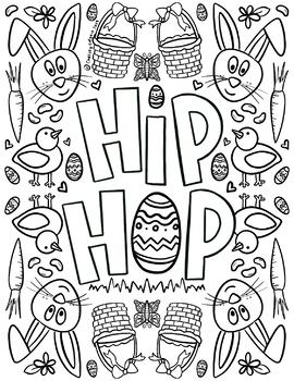 Holiday Coloring Sheets | seven hand-drawn pdfs by hipsterartteacher