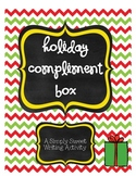 Holiday Compliment Box