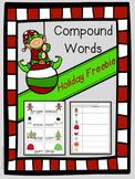 Free Compound Word Work