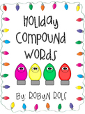 Holiday Compound Words