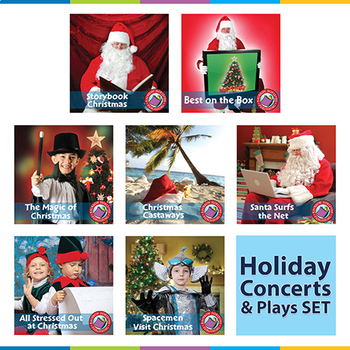 Holiday Concerts & Plays SET Gr. PK-8