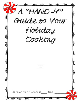 Holiday Cookbook Gift