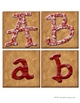 Holiday Cookie Alphabet Fun!!!