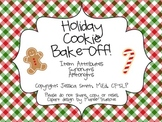 Holiday Cookie Bake-Off!