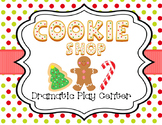 Holiday Cookie Dramatic Play