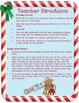 Christmas Holiday Hard/Soft C and Hard/Soft G Literacy Center