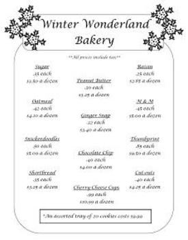 Holiday Christmas Cookie Task Cards and Extension Activity