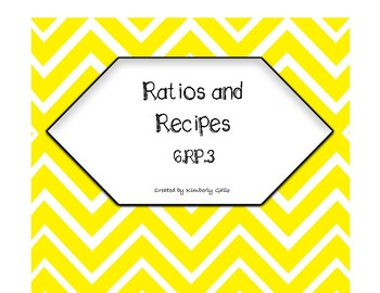 Holiday Cooking with Ratios