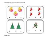 Holiday Counting Worksheet
