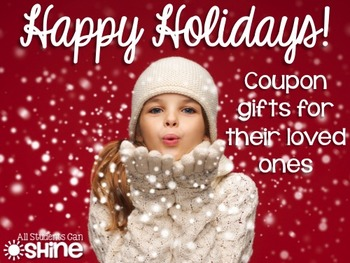 Holiday Coupons FREEBIE