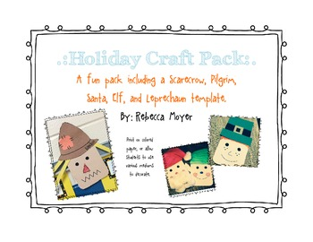 Holiday Craft Pack